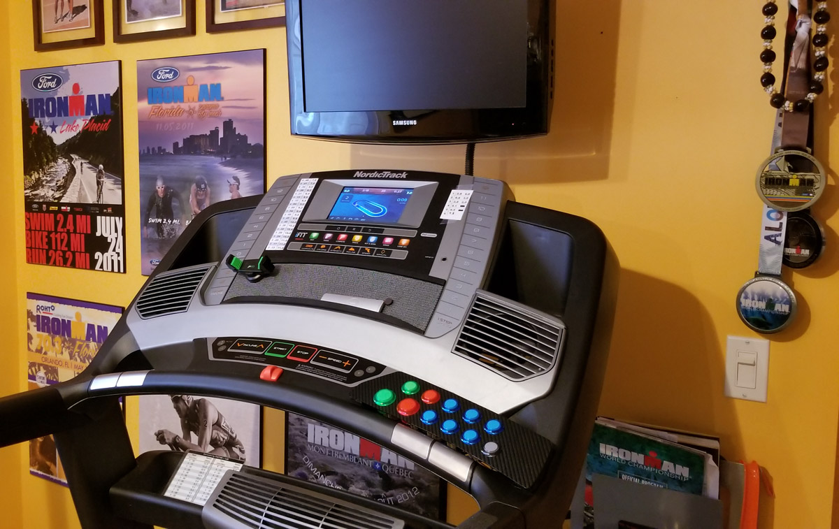 Treadmill iFit